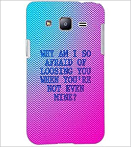 PrintDhaba Quote D-4900 Back Case Cover for SAMSUNG GALAXY J2 (Multi-Coloured)
