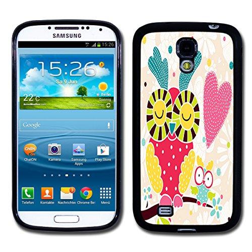TPU Silikon Style Handy Tasche Case Schutz Hülle Schale Motiv Etui für Apple iPhone 4 / 4S - T6 Design1 Design 21
