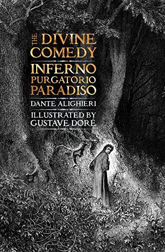 The Divine Comedy: Inferno, Purgatorio, Paradiso par Dante Alighieri