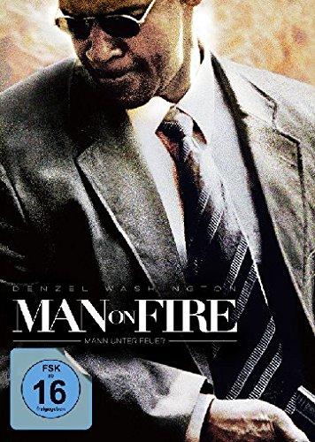 Man on Fire - Mann unter Feuer - Mediabook (+ DVD) [Blu-ray] [Limited Edition]