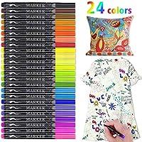 RATEL 24 Colors Fabric Pen