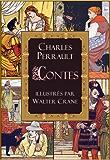Contes de Perrault: le Petit Chaperon rouge; le Chat botté; la Barbe bleue; la Belle au bois dormant; Cendrillon (édition illustrée)