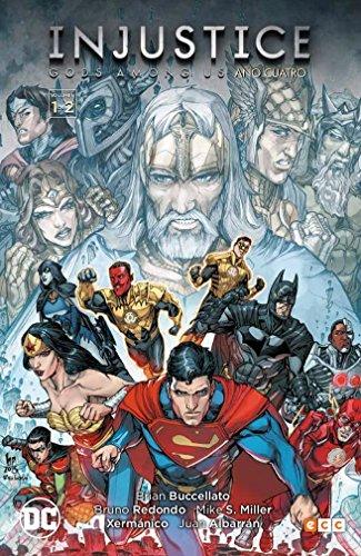 Injustice: Gods among us Año cuatro (O.C.): Injustice: Gods among us Año cuatro Vol. 01 (de 2)