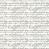 Cadeau Maestro Papier Cadeau Notes de Musique