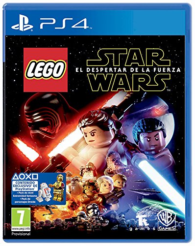 LEGO Star Wars: El Despertar De La...