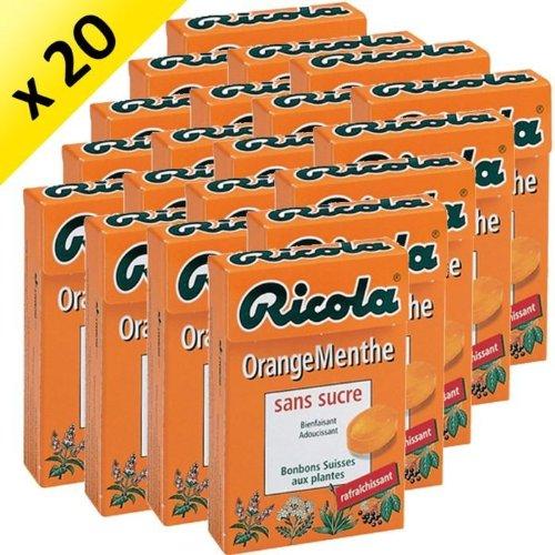 ricola-ricola-ohne-zucker-x20-mint-orange-50-g