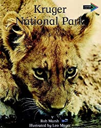 Kruger National Park South African edition (Cambridge Reading Routes)