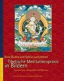 Tibetische Meditationspraxis in Bildern: Gewahrsein, Mitgefühl und Weisheit