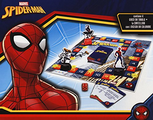 Spiderman. Premium box