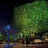 Weihnachtsschneeflocke-Projektionslichter Drehen Sich, Stars Shower, Wie Im Fernsehen Gesehen Motion Star-Projektor Für Einrichtungsgegenstände