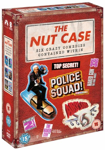Airplane/Top Secret/Police Squad/The Naked Gun/The Naked Gun 2 1/2/Naked Gun 33 1/3