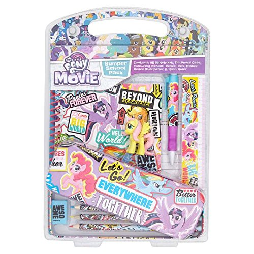 My Little Pony Movie nuovo scuola confezione