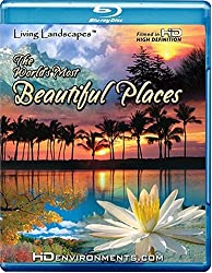 Living Landscapes: The World's Most Beautiful Places [Blu-ray] [US Import]