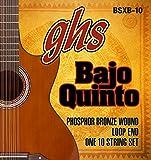 Ghs bSXB 10 bajo quinto de 10-string)