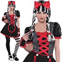 Amscan Teen Gothic Doll Costume