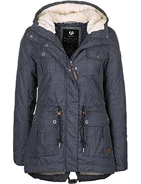 Ragwear Laika Minidots Jacket Navy