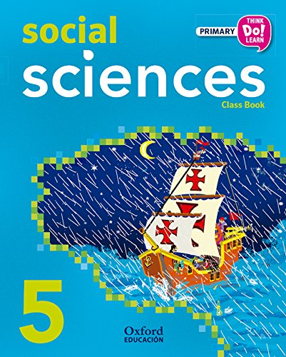 Pack andalucía social science primary 5 student's book (think do learn)