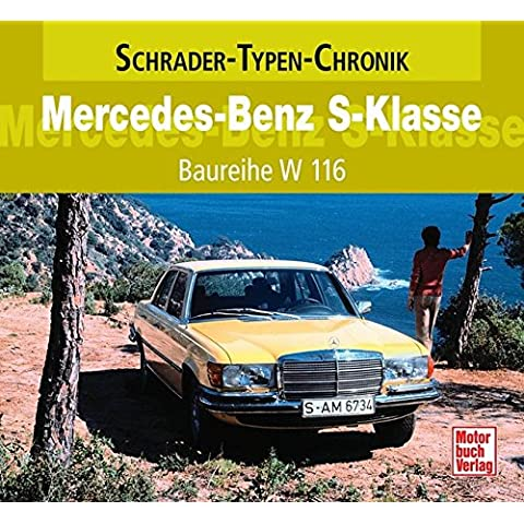 Mercedes-Benz S-Klasse: Baureihe W 116