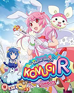 Nurse Witch Komugi R Collection [Blu-ray]