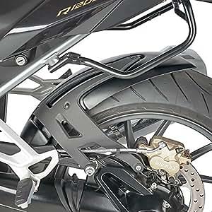 Garde boue arrière Puig BMW R 1200 R 15-16 noir mat