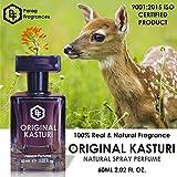 #3: ORIGINAL KASTURI PERFUME SPRAY 60ML ( BEST LONG LASTING PERFUME FOR MEN ) BEST SPRAY PERFUME OF PARAG FRAGRANCES