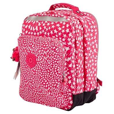 kipling sac a dos college magical pink chaussures et sacs. Black Bedroom Furniture Sets. Home Design Ideas