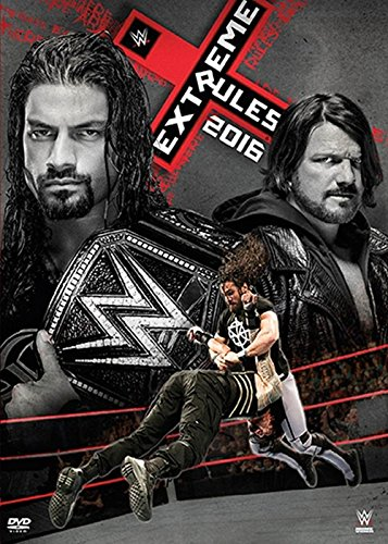 Wwe: Extreme Rules 2016 [DVD] [Import] - Extreme Dvd Wwe