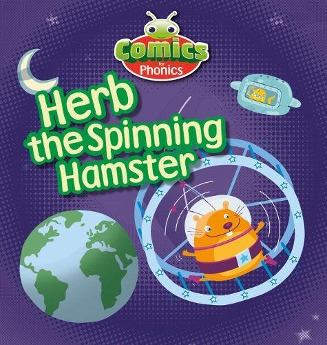 Bug Club Comics for Phonics Set 11 Red C Herb The Spinning Hamster