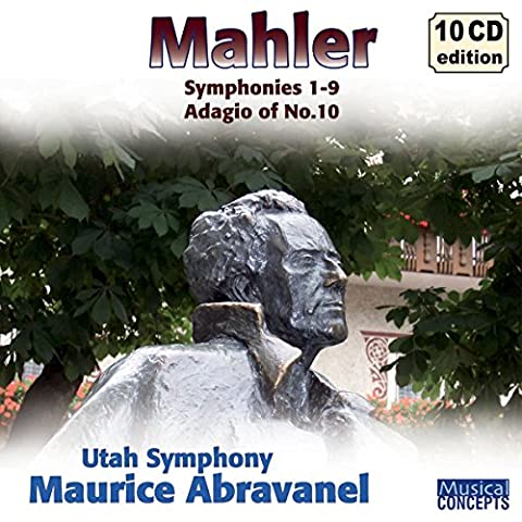 Mahler: The Symphonies Nos. 1-9 / Adagio from Symphony No. 10