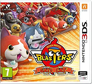 Yo-Kai Watch Blasters: Liga Del Gato Rojo (B07FB3L9JM) | Amazon Products