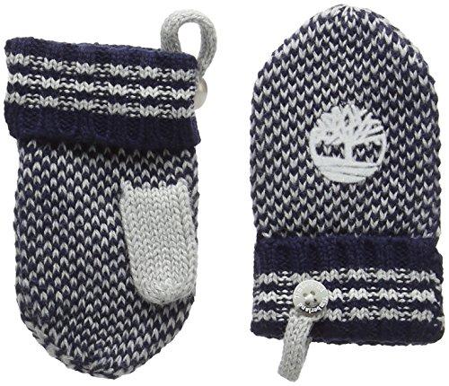 Timberland Baby-Jungen Handschuhe T00241, Blau (Indigo Blue), 9-12 Monate (Herstellergröße: 12 mois (Taille fabricant14)