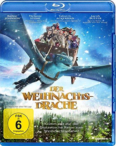 Der Weihnachtsdrache [Blu-ray]