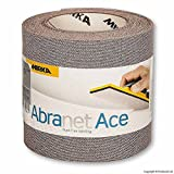 Mirka AC5BY001123R Abranet Ace x 10 m Grip Rolle P120, 115 mm