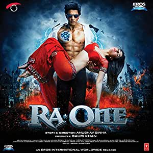 Ra.One UK Release [DVD] [2011] [UK Import]
