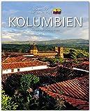 Horizont KOLUMBIEN - 160 Seiten Bildband mit über 230 Bildern - STÜRTZ Verlag