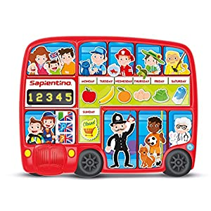 Clementoni 12064 - My English Bus