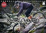 Downhill Moments (Tischkalender 2018 DIN A5 quer): Downhill...Bergabfahrt extrem (Geburtstagskalender, 14 Seiten ) (CALVENDO Sport) [Kalender] [Apr 01, 2017] Meutzner, Dirk