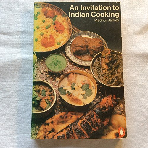 An Invitation to Indian Cooking (Penguin Handbooks) by Madhur Jaffrey (1978-08-01)