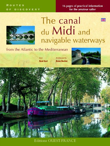 The Canal du Midi and Navigable Waterways