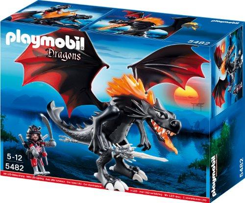 Preisvergleich Produktbild Playmobil 5482 - Riesen-Kampfdrache mit Feuer-LEDs