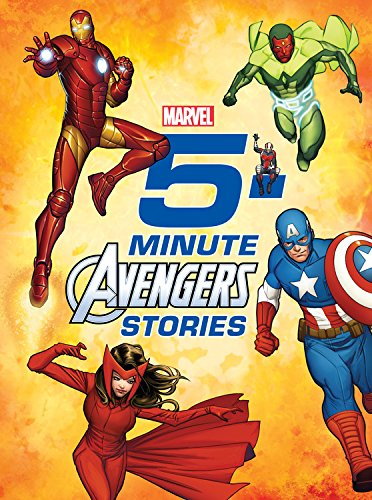 5-minute-avengers-stories