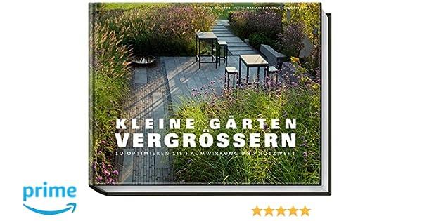 Kleine Garten Vergrossern So Optimieren Sie Raumwirkung Und