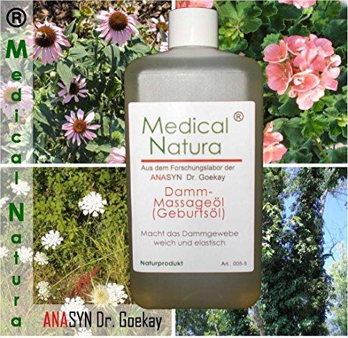 500ml Geburtsöl, Dammmassageöl, Damm-Massageöl, Geburtsvorbereitung, Dammöl. Naturprodukt.