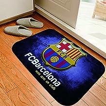 WEII Football Club Logo Alfombras de Franela Alfombra de Alfombra Impresa,Barcelona,50 *