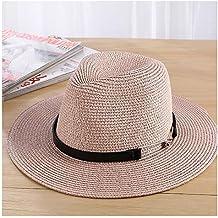 JIALUN-sombrero Sombrero de playa Sombreros de verano Sombreros de verano para  mujeres Unisex Playa 084115d06e1