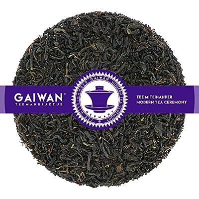 "N° 1214: Thé noir ""Golden Kenia Tips TGFOP"" - feuilles de thé - GAIWAN® GERMANY - thé noir du Kenya"