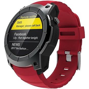 Makibes G05 GPS Reloj Deportivo MTK2503 1.3 Pantalla, Reloj Inteligente Multi-Deporte
