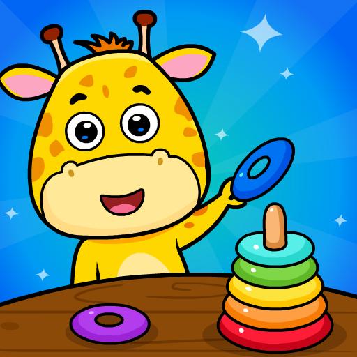 Baby Puzzles & Toddler Games - Preschool & Kindergarten Learning Games
