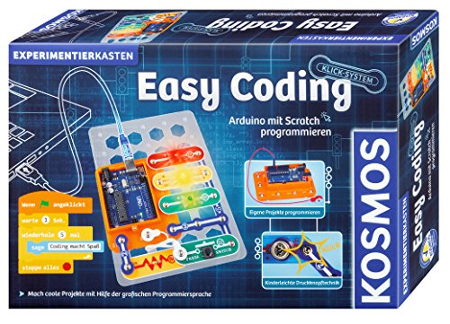 oding - Arduino programmieren mit Scratch, Experimentierkasten für Kinder ()