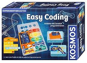 Kosmos 613150 Juguete y Kit de Ciencia para niños Kit de experimentos - Juguetes y Kits de Ciencia para niños (Electricidad, Kit de experimentos, 8 año(s), Niño/niña, 9 V, 6LR61)